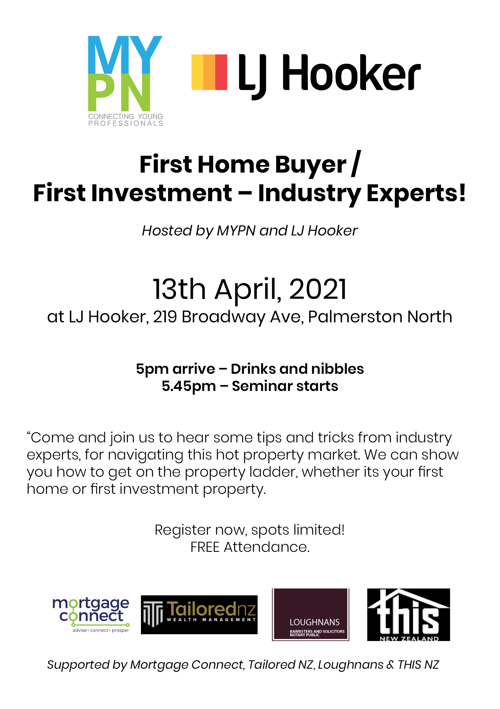 FLYER – First Home Buyer